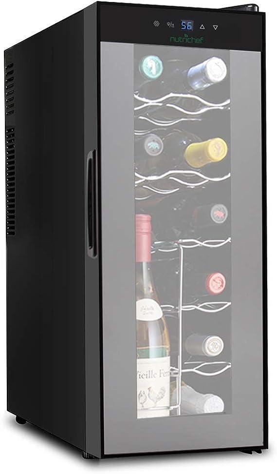 NutriChef PKTEWC120 Wine Cooler