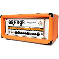 Orange Amplifiers Rockerverb 100 MK II 100W Tube Guitar Amp Head Orange