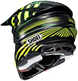 Shoei VFX-EVO Helmet - Grant 3 (Large) (Black/Yellow)