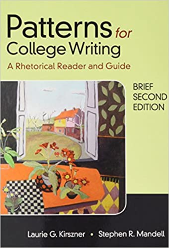 patterns for college writing brief second edition brief second edition