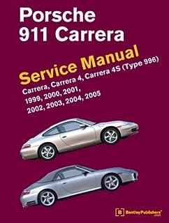 Porsche 911 Carrera Type 993 Repair Workshop Service Manual 1995-1998 Carrera S