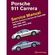 Amazon bentley publishers books biography blog audiobooks porsche 911 carrera type 996 service manual 1999 2000 2001 fandeluxe Image collections