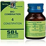 SBL Homeopathic Bio Combination 4 (25g) by USAMALL