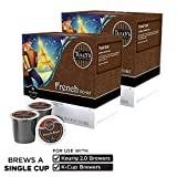 Tully's French Roast K-cups 160 K-cups (160)
