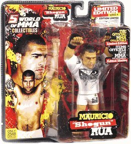 (Round 5 World of MMA Champions UFC Exclusive Limited Edition Action Figure Mauricio