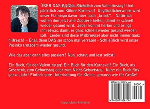 Armer, Kranker Posinko: Eine Geschichte Nicht Nur Zum Valentinstag (Volume  2) (German Edition): Josef Mahlmeister, Palabros De Cologne: 9781507856109:  ...