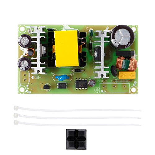 Techinal AC 100-240V To DC 24V 3A T12 Soldering Station Step-down Switching Power Supply Board 72W