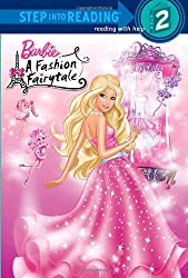 Barbie: A Fashion Fairytale (Step into Reading)
