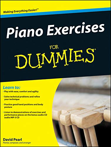Piano Exercises For Dummies (Piano Chords For Dummies)