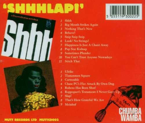 Shhhlap by Import [Generic]