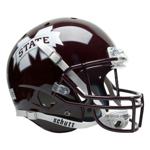 NCAA Mississippi State Bulldogs Replica XP Helmet (Helmet Mississippi State)