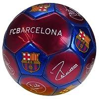 F.C. Barcelona Football Signature