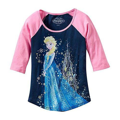 Sparkle 3/4 Sleeve T-shirt - 8