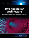 img - for Java Application Architecture: Modularity Patterns with Examples Using OSGi: A Roadmap for Enterprise Development (Agile Software Development) by Kirk Knoernschild (15-Mar-2012) Paperback book / textbook / text book