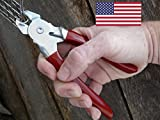 Heirloom quality Hog ring pliers USA MADE