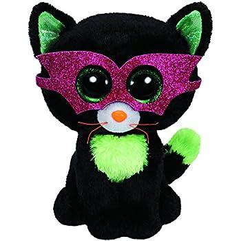 26dda1dc1c0 Amazon.com  Ty Beanie Boos Scarem - Bat  Toys   Games