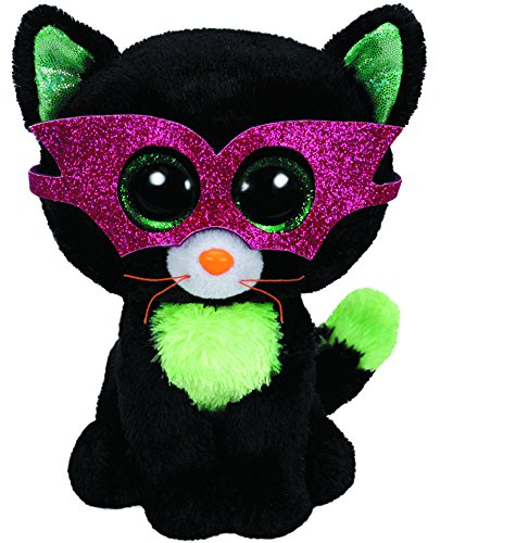 Ty Beanie Boos Jinxy - Black (Halloween Beanies Collection)