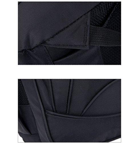 purpose Shoulder Multi Grey Leisure Bag Business Backpack Travel Laidaye YqBwdXd