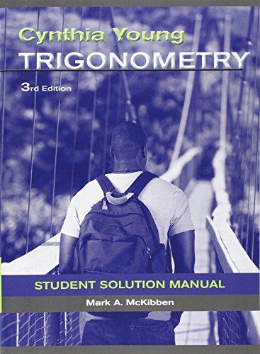 Trigonometry Stud.Soln.Man.