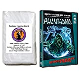 AtmosFearFX Phantasms Halloween DVD and Reaper Brothers High Resolution Window Projection Screen