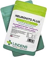 Lindens Neurovits Plus Pastillas Paquete 90GB fabricante apto para ...