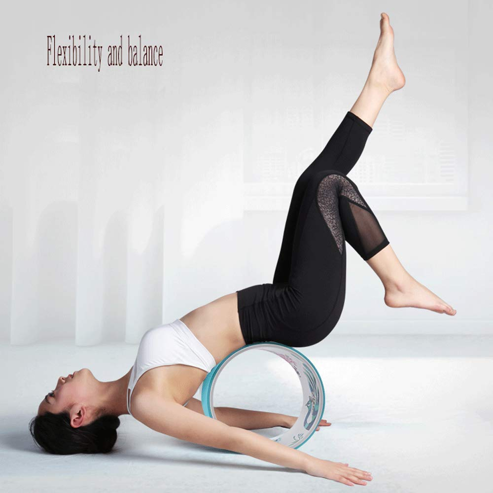 Hahawang Yoga Wheel Fitness Assisted Yoga Circle Después de ...