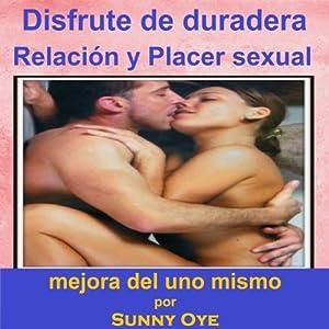 Disfrute de relación duradera y de placer sexual Speech