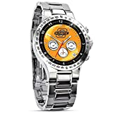 Oklahoma State Cowboys Men's Collector's Watch by The Bradford Exchange