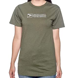 89c15e1bf0 Unisex USPS Postal Post Office DriPower 50/50 Active Short Sleeve Tee  Tshirt by PCA