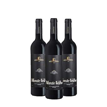 Monte Velho - Vino Tinto - 3 Botellas: Amazon.es ...