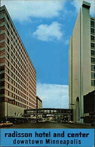 radisson-hotel-and-center-minneapolis-minnesota-original-vintage-postcard