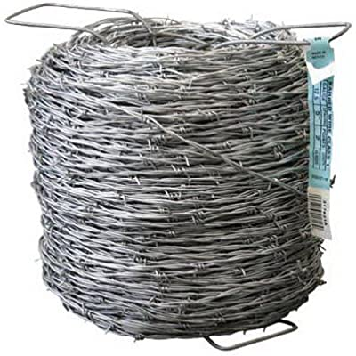MIDWEST AIR TECHNOLOGIES 317881A 1320' 4PT Barb Wire
