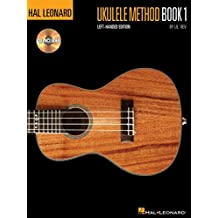 Ukulele Method Book 1 with CD - Left Handed Edition