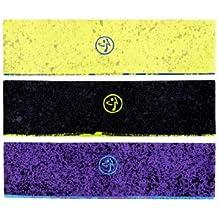 Zumba Fitness LLC Women's Cosmic Headbands (Pack of 3)