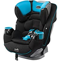 Evenflo SafeMax Platinum All-in-One Convertible Car Seat (Marshall Blue)
