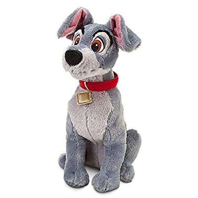 Disney Tramp Plush - Lady and The Tramp - Medium - 16 Inch: Toys & Games