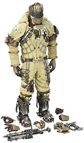 ThreeZero Dead Space 3 Isaac Clarke Snow Suit Version 1/6 Scale Action Figure by Animewild (Dead Space 3 Best Suit)