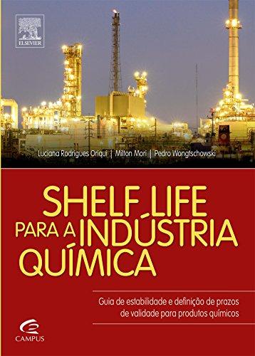 Shelf life para a indústria química