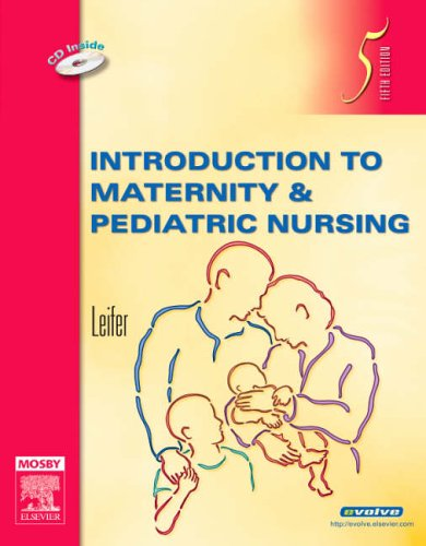 Introduction to Maternity & Pediatric Nursing -  Leifer, Gloria, Revised Edition, Nonspecific Binding