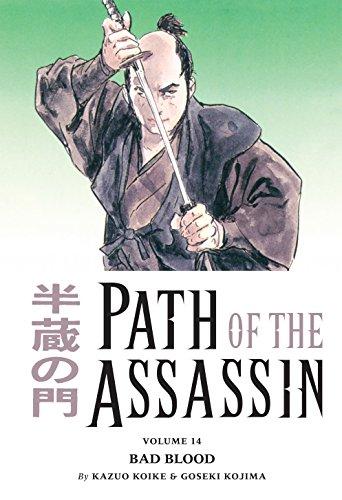 Amazon Path Of The Assassin Volume 14 Bad Blood Ebook Kazuo