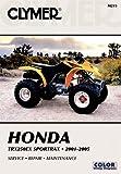 Honda TRX250EX Sportrax, 2001-2005, Jon Engleman, 0892879882