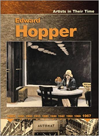 buy artists in their time edward hopper book online at low prices