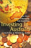 Investing in Australia, John Glynn and Martin O'Shannessy, 1865084611