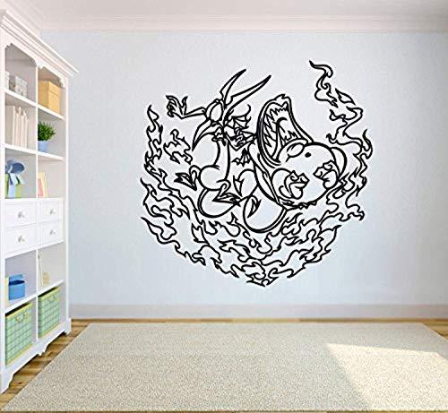Henchman of Hades Pain & Panic Art Walt Disney Cartoon Poster Hercules Wall Vinyl Decal Home Interior Decor Girls Boys Bedroom Sticker Nursery Room CS29 ()
