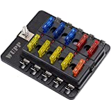 51QB0jnVDwL._AC_US160_ amazon com fuse boxes fuses & accessories automotive automotive fuse box at readyjetset.co