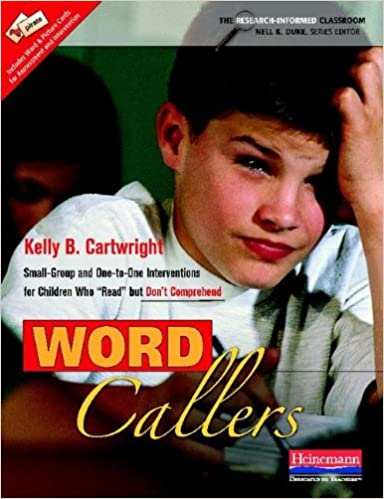 Word Callers: Small-Group and One-to-One Interventions for Children Who