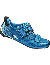 Shimano TR9 Triathlon Blue Shoes 2017