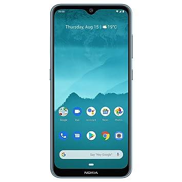 Nokia 6.2 Android 9.0 Pie - Cámara Triple (64 GB, Smartphone ...