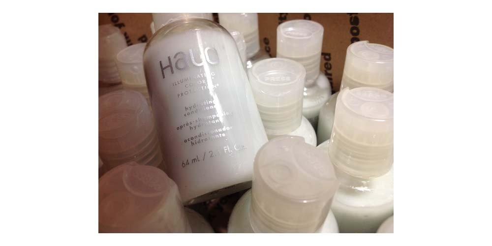 Case of 77 bottles Graham Webb Halo Hydrating Conditioner 2.1 oz Travel Size
