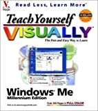 Teach Yourself Windows Me VISUALLY TM, Ruth Maran and Marangraphics Staff, 0764534955